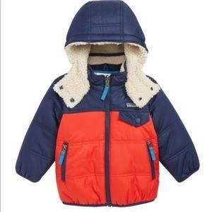 Patagonia Tribbles Reversible Hooded Jacket (Baby)
